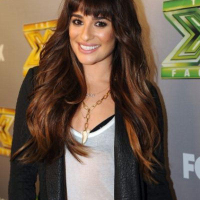 Lea Michele. Foto:vía Getty Images