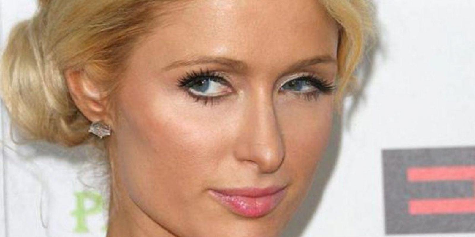 Paris Hilton. Foto:vía Getty Images