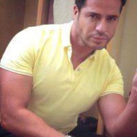 También optó por dedicarse a la actuación Foto:Vía facebook.com/pages/Victor-Noriega