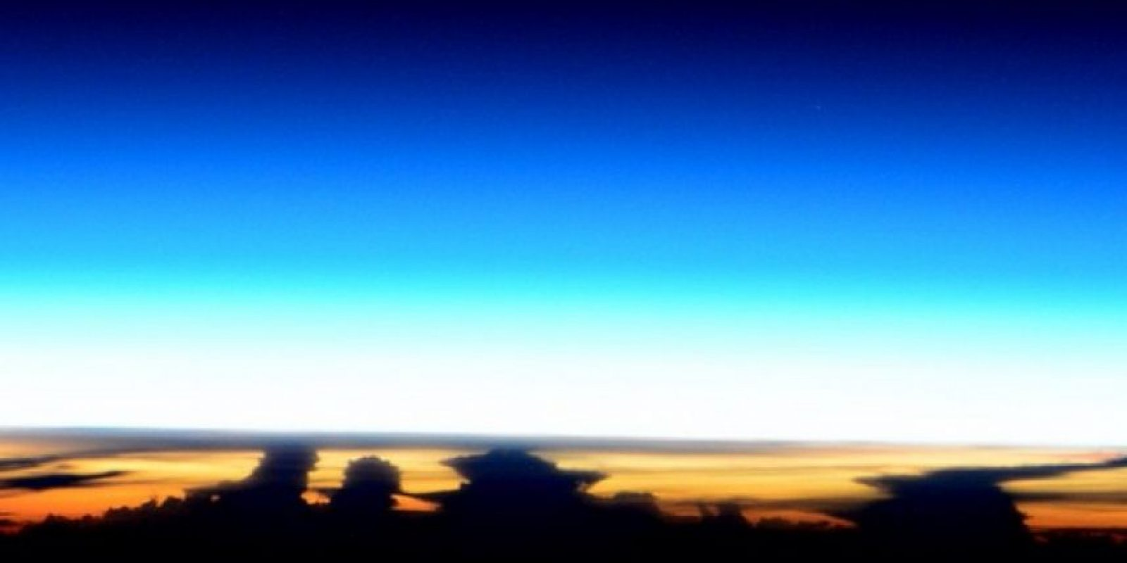 Los astronautas Terry Virts y Samantha Cristoforetti se encuentran en la Estación Espacial Internacional. Foto:Vía Instagram.com/astro_terry