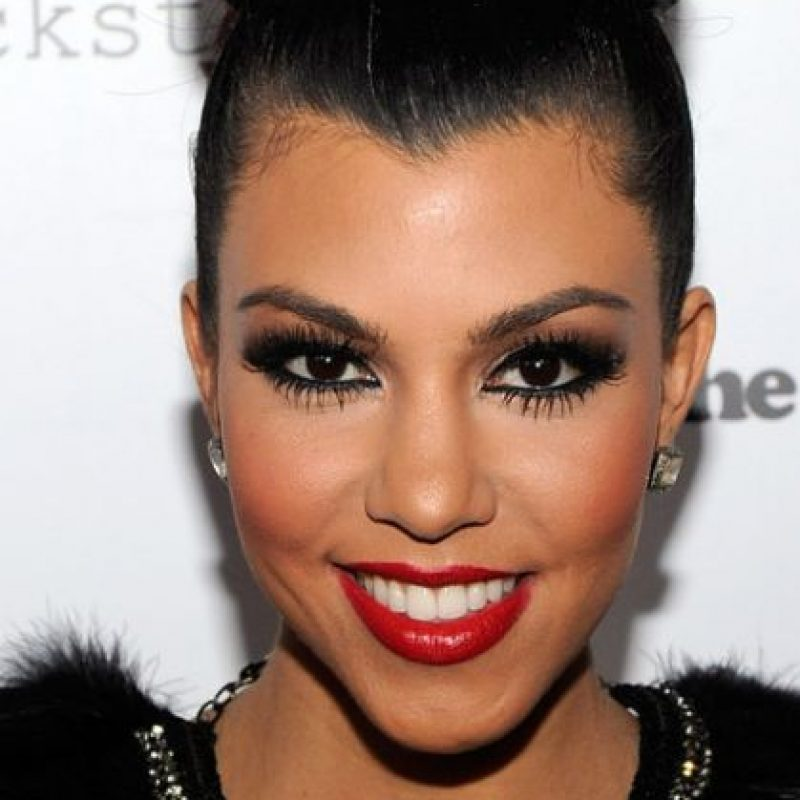 ¿O de Kourtney Kardashian? Foto: vía Getty Images
