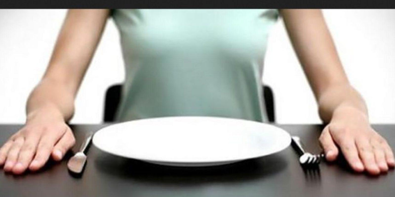 7. Esto quiere decir que quien no desayuna está debilitando la salud de sus músculos, sangre y hasta su piel además de saturar el esfuerzo del hígado y nuestros demás órganos. Foto:Tumblr.com/Tagged-no-desayunar