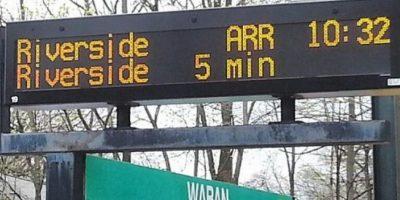 El usuario se quejó de la falta de vigilancia en la estación. Foto:Vía Instagram.com/mbtapics