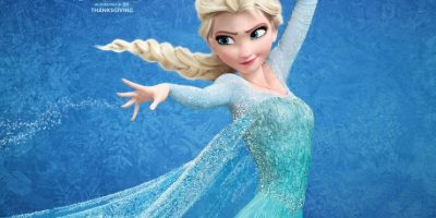 "Elsa de ""Frozen"" Foto:Disney"