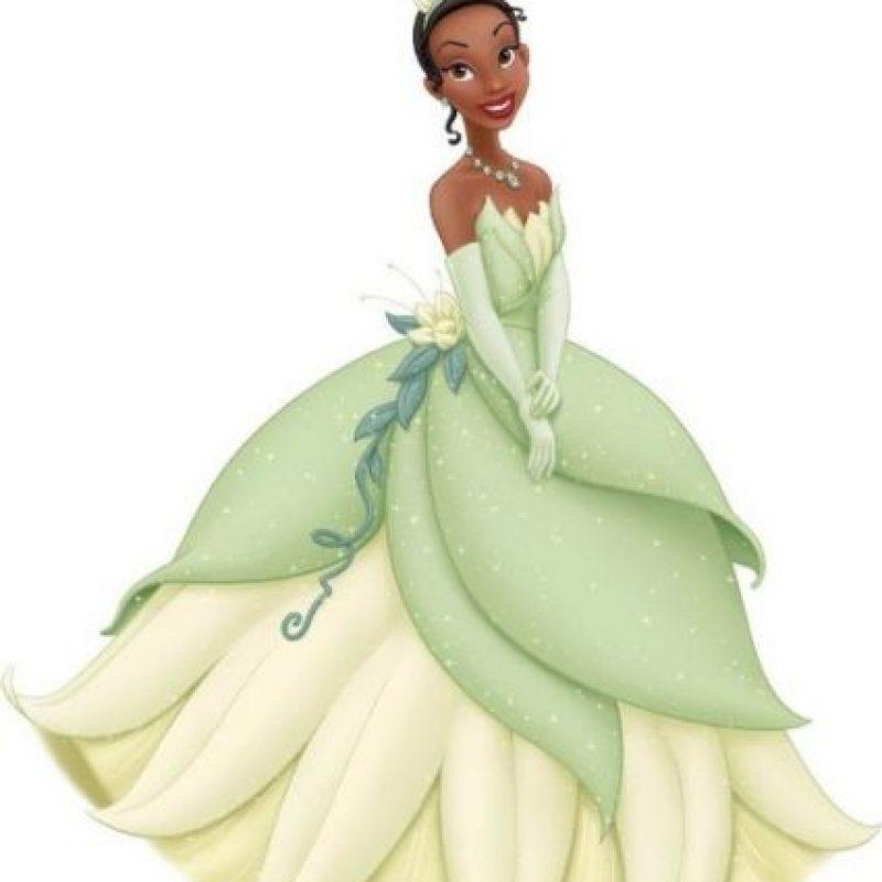 """Tiana de """"La Princesa y el Sapo"""" Foto:Disney"""