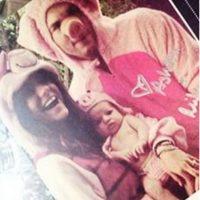 El actor ha formado una linda familia junto a Mila Kunis Foto:Instagram