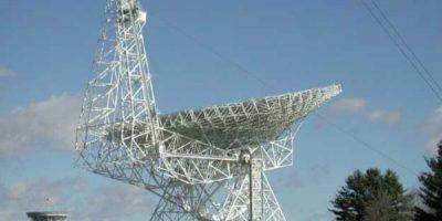 Su principal razón es el telescopio Robert C. Byrd Green Bank. Foto:Vía nasa.gov