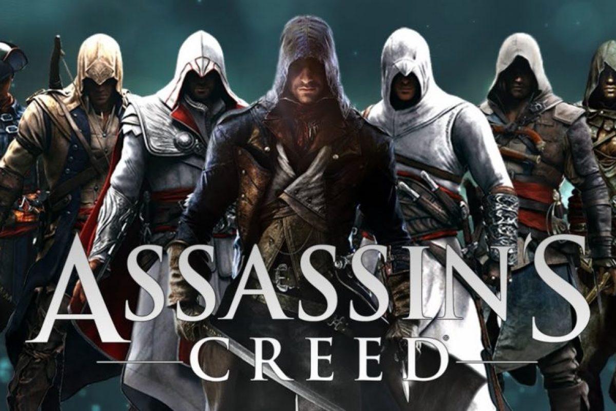 29 de ellas habituales jugadores de títulos de acción, con cascos que grababan las ondas cerebrales y el movimiento de los ojos cuando exploraban el mapa de un videojuego. Foto:Assassins Creed