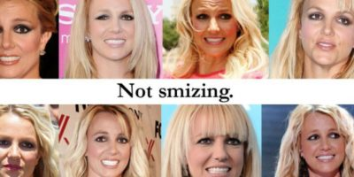 Para algunos famosos, sonreír en la alfombra roja es toda una tortura. Foto:vía Tumblr