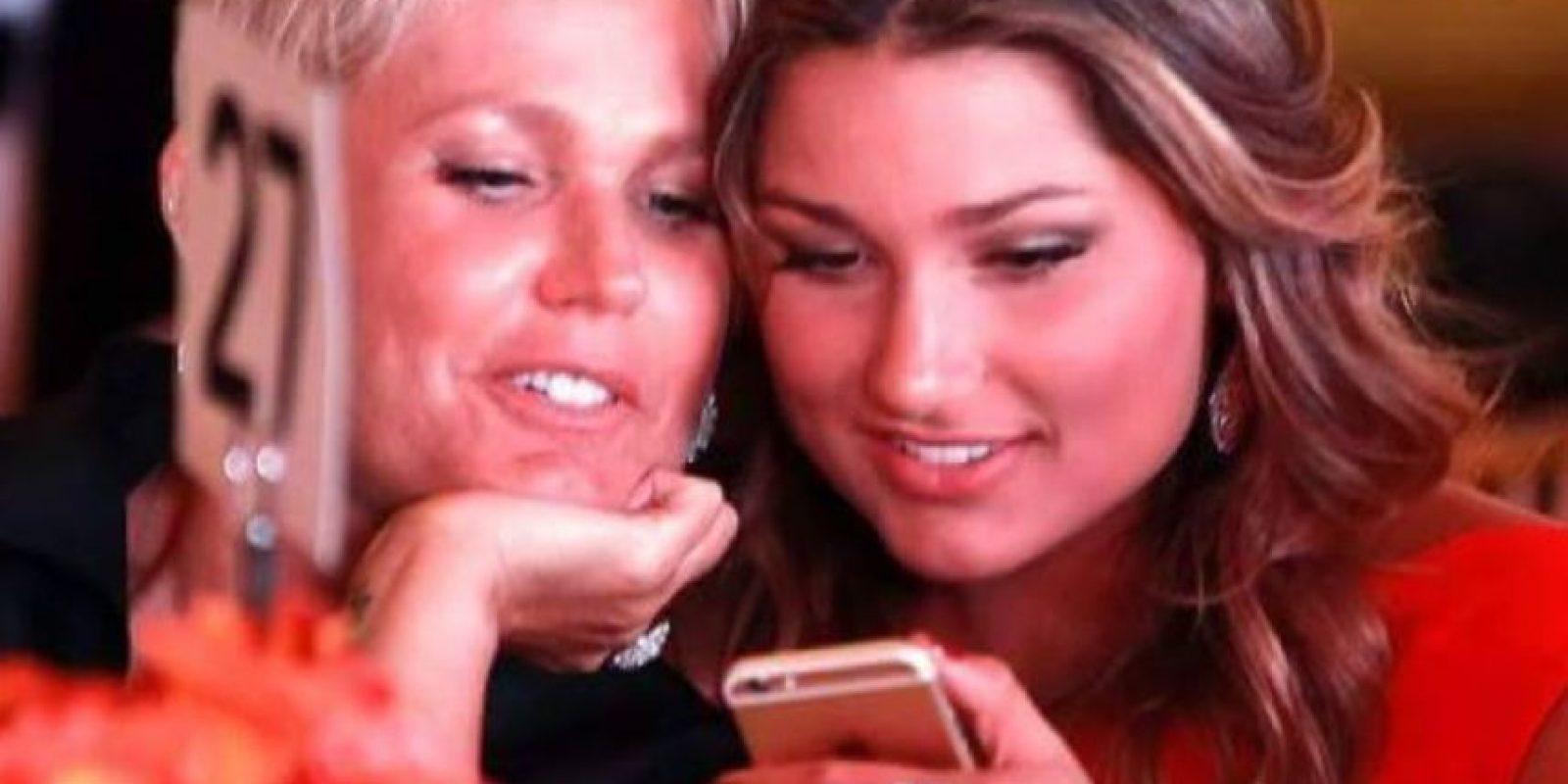 Sasha Meneghel es hija de Xuxa. Foto:vía Facebook/SashaMeneghel