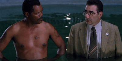 Samuel L. Jackson se ve sexy diciendo groserías. Foto:vía Paramount