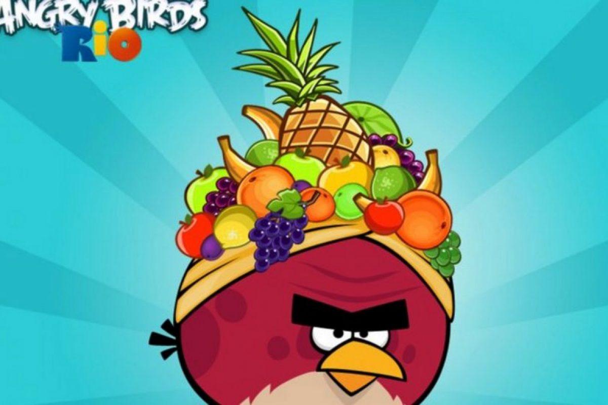 Angry Birds Rio (2011) Foto: Rovio Entertainment Ltd