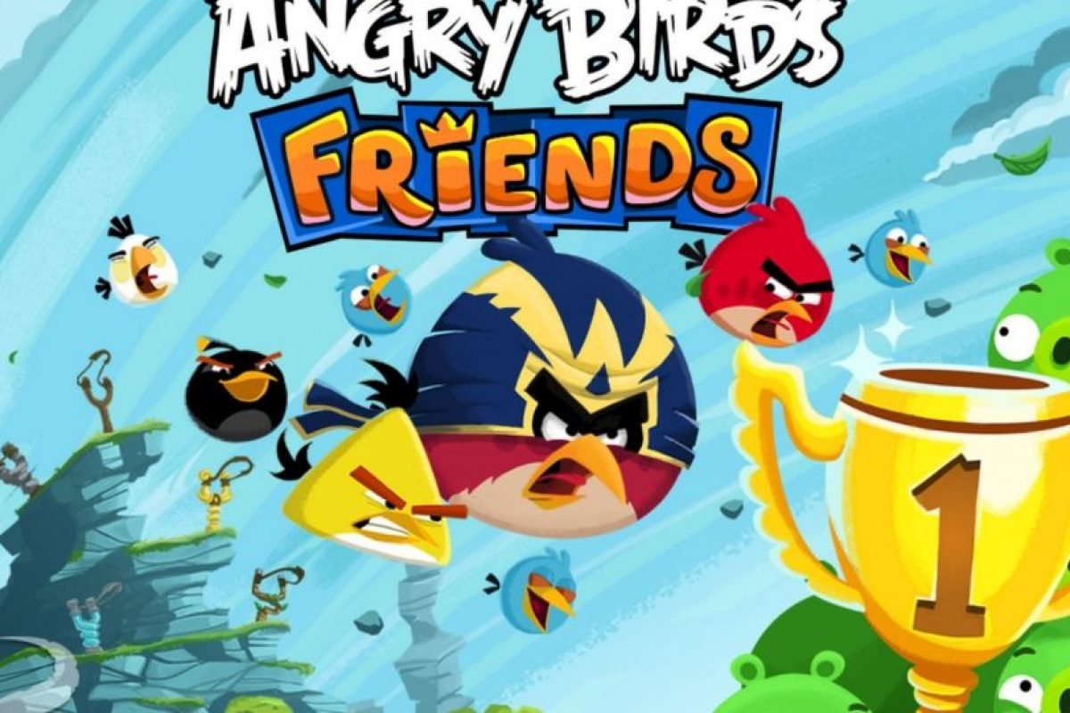 Angry Birds Friends (2012) Foto: Rovio Entertainment Ltd