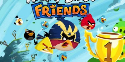 Angry Birds Friends (2012) Foto: Rovio Entertainment Ltd