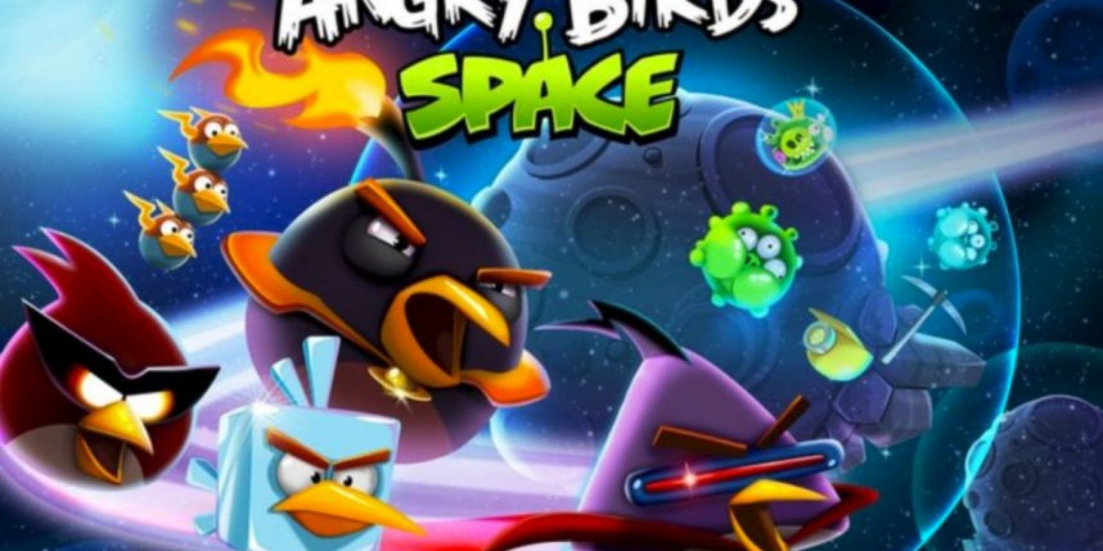 Angry Birds Space (2012) Foto:  Rovio Entertainment Ltd