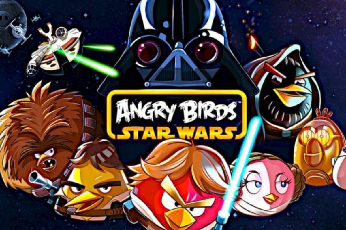 Angry Birds Star Wars (2012 y 2013) Foto: Rovio Entertainment Ltd