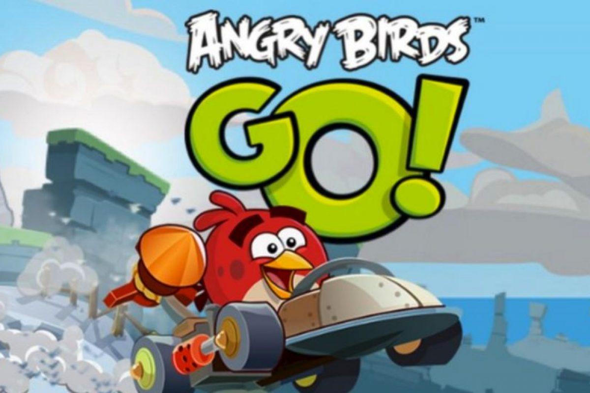 Angry Birds Go! (2013) Foto: Rovio Entertainment Ltd