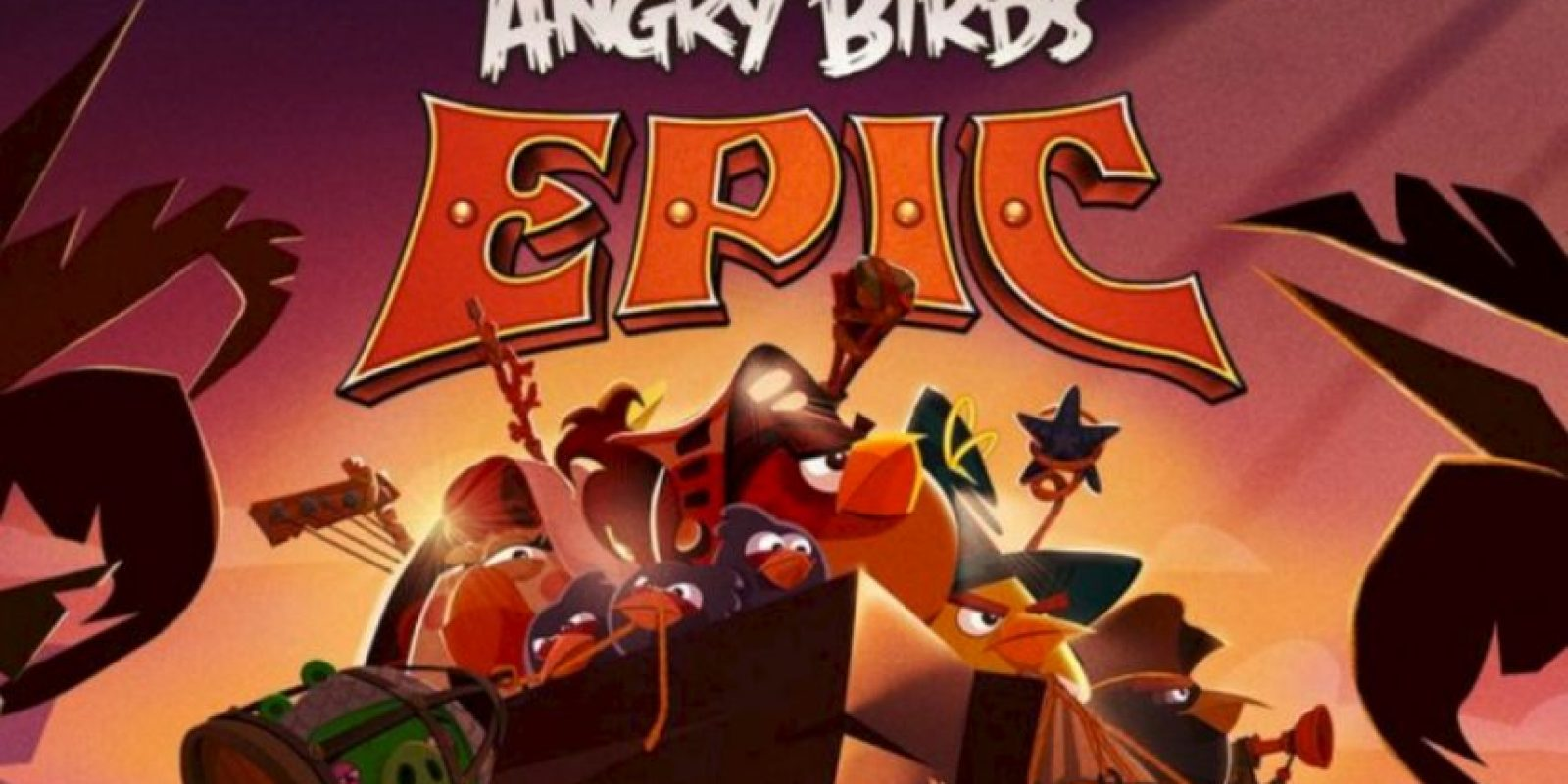 Angry Birds Epic (2013) Foto:  Rovio Entertainment Ltd