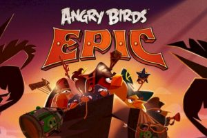 Angry Birds Epic (2013) Foto: Rovio Entertainment Ltd