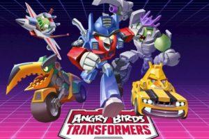Angry Birds Transformers (2014) Foto: Rovio Entertainment Ltd