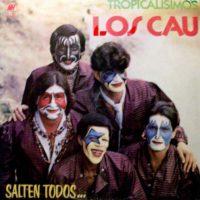 """17. """"Los Cau"""". Banda tripical argentina. Foto:Tumblr"""