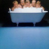 """4. """"Tule kanssani kylpyyn"""". El nombre de esta banda finlandesa quiere decir """"Ven conmigo al baño"""". Foto:Tumblr"""