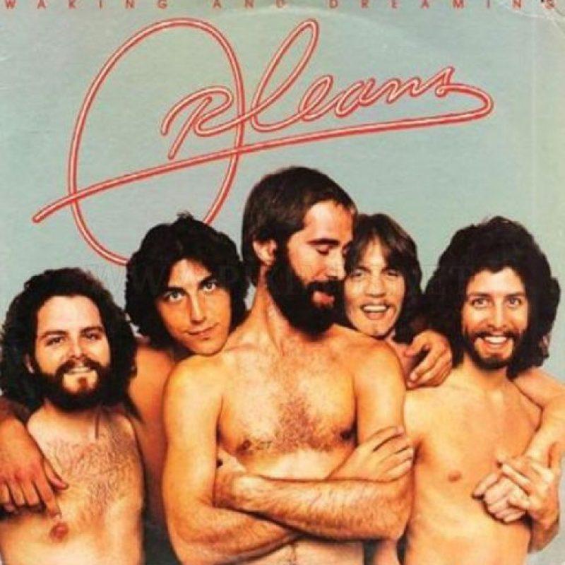 """5. """"Orleans"""" es una banda de pop rock estadounidense. Aunque su apariencia no es muy agradable, tienen 12 álbumes grabados en estudio y cuatro en vivo. Foto:Pinterest"""