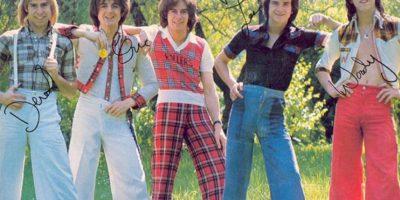 """6. """"Bay City Rollers"""" es un grupo de Reino Unido que toca rock, pop y glam. Foto:Pinterest"""