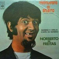 20. Norberto De Freitas, él es un comediante que sacó a la venta este disco. Foto:Know Your Meme