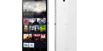 Otros dicen que pertenecerá a la gama Xperia C Utra de esta marca. Foto:Sony