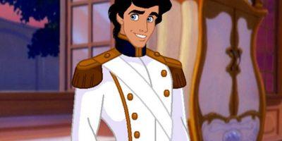 El Príncipe Eric Foto:Disney