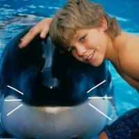 Pero la felicidad le duró poco, pues en el 2003 murió en aguas de Noruega Foto:Warner