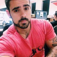 Bruno Maduro Foto:Vía Instagram
