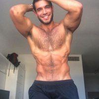 Javier Castillo Foto:Vía Instagram