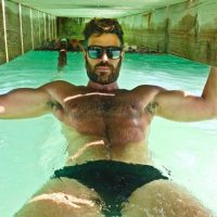 Christian Bendek Foto:Vía Instagram