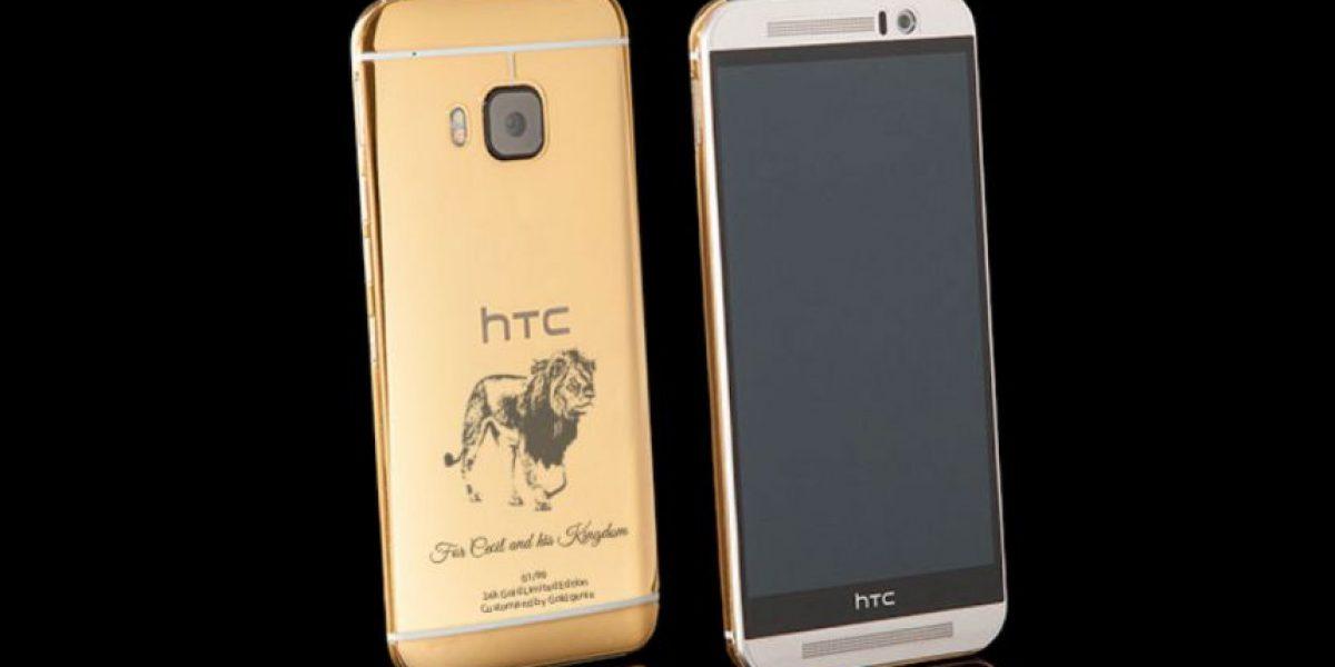 Cecil es homenajeado en un celular que costará 2 mil 500 dólares