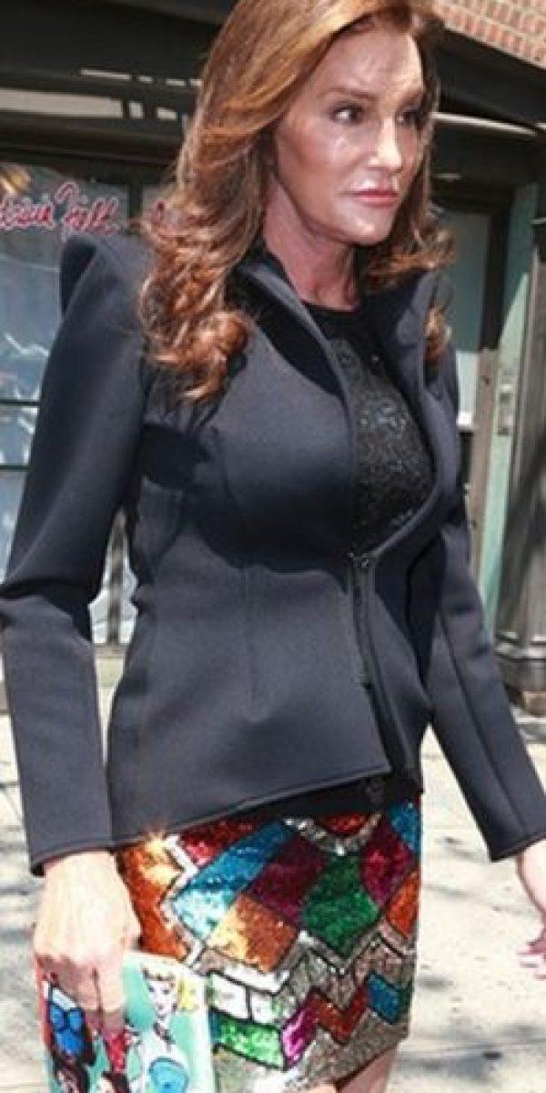 Ahora es Caitlyn Jenner Foto:Grosby Group