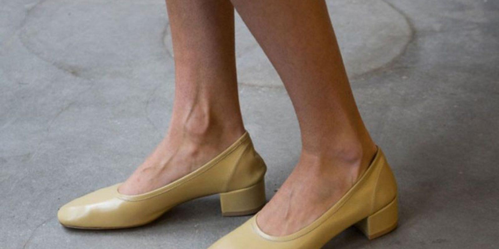 Zapatos marca Maryam Nassir Zadeh Foto:Maryam Nassir Zadeh