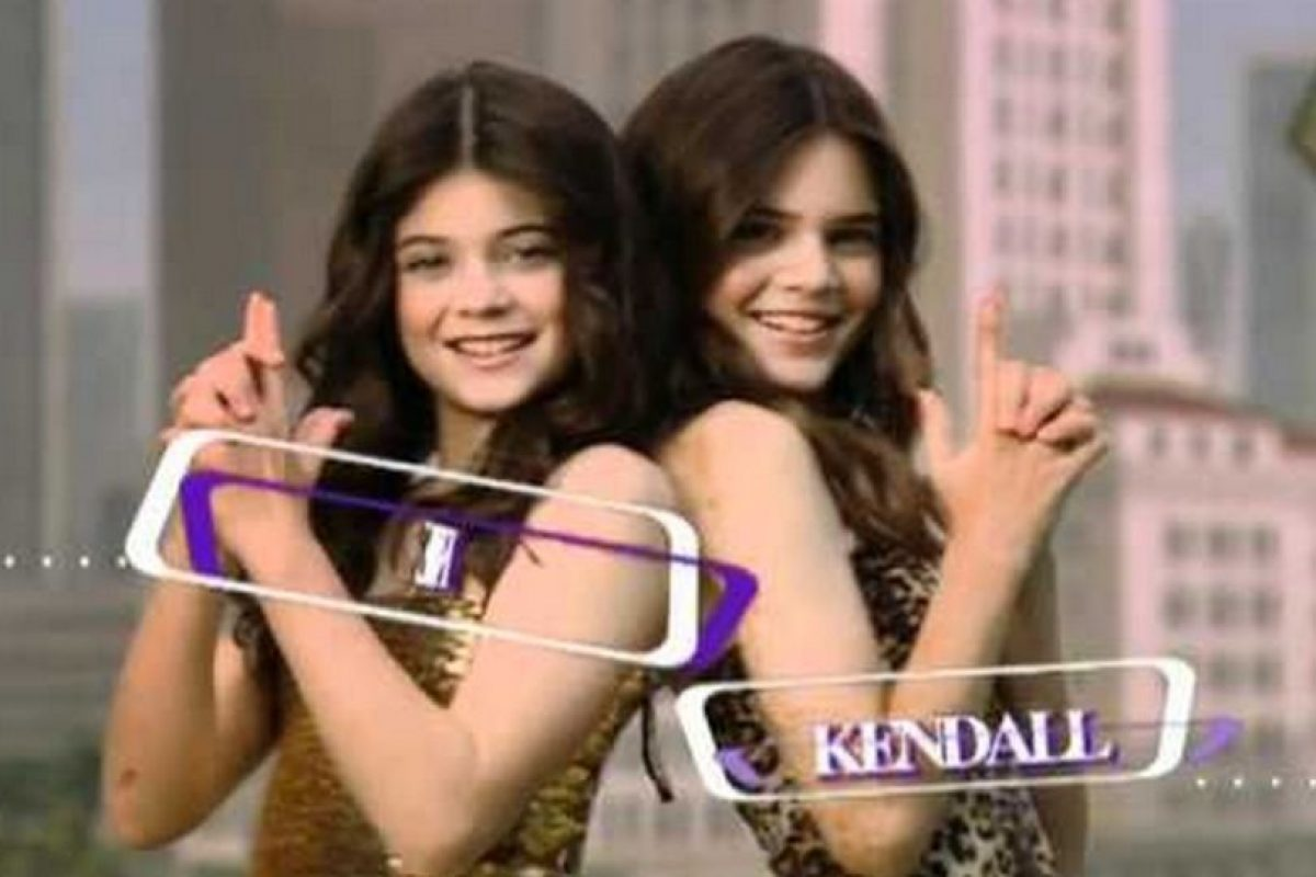 Kylie y Kendall Jenner Foto:E!