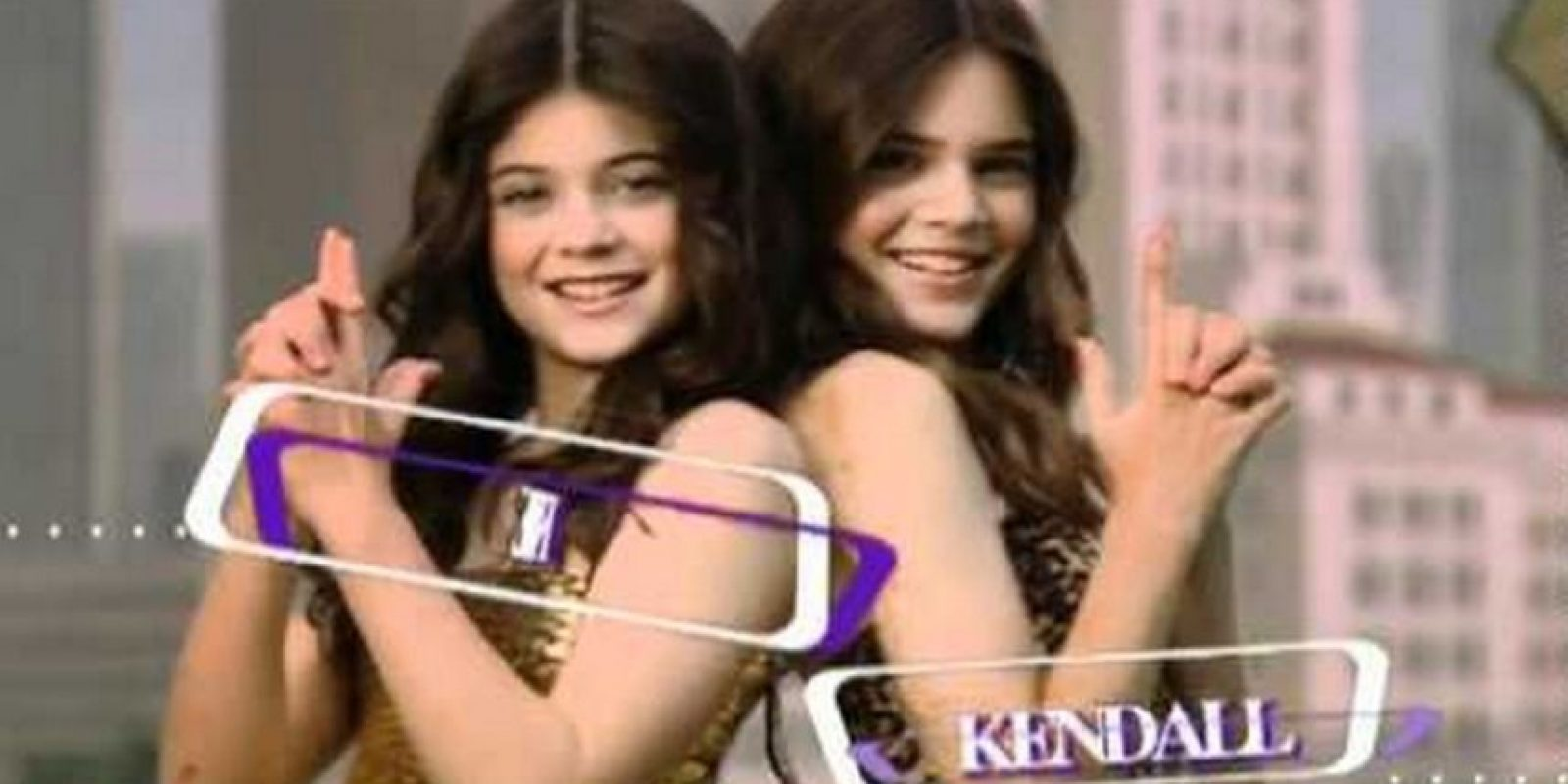 Kylie y Kendall Jenner Foto: E!