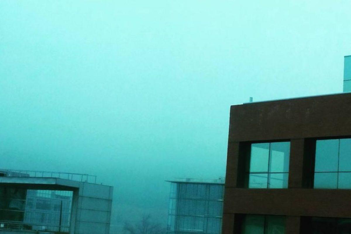 Pero era una niebla que parecía sacar las peores pesadillas de todos. Foto:vía Instagram