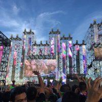 El festival se lleva acabo en Pomona, California Foto:Vía instagram @raf.west