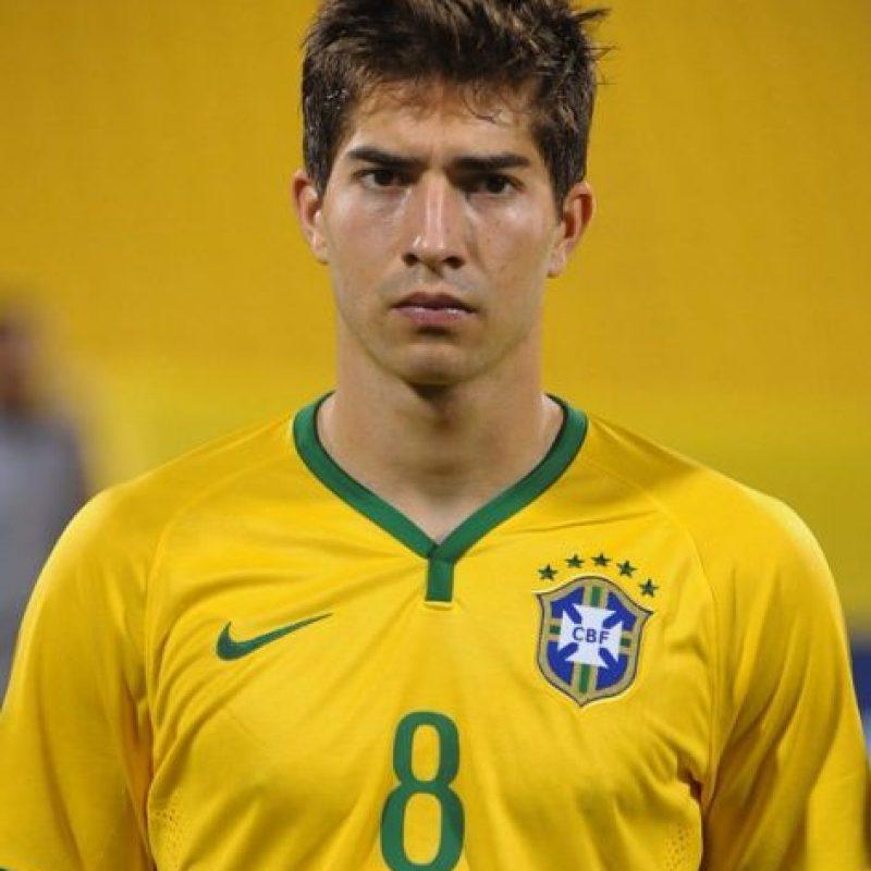 Con la selección de Brasil es internacional desde la categoría Sub-17. Foto:Vía instagram.com/16lucassilva