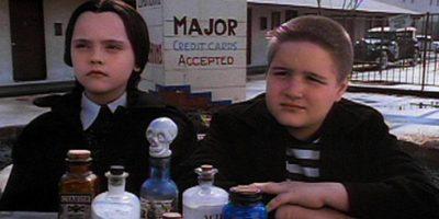 """El niño regordete que asistía a su hermana """"Merlina"""" en todas sus atrocidades. Foto:vía Paramount Pictures"""