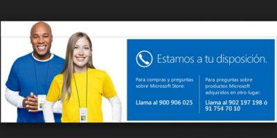 """Algún representante del """"Soporte técnico de Microsoft"""" se pone en contacto con usted para reparar su equipo Foto:Wikicommons"""