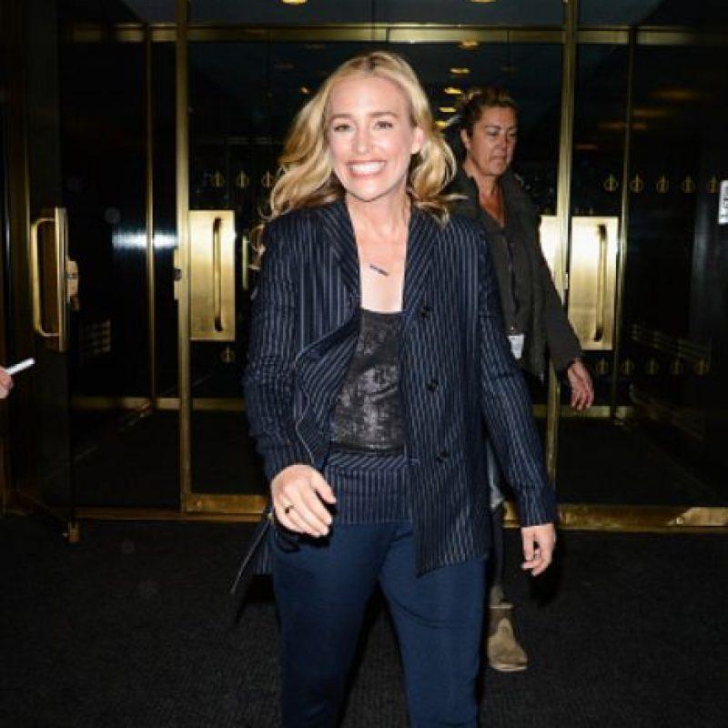 Tiene un restaurante. Se casó con el director Stephen Kay el año pasado. Foto:vía Getty Images