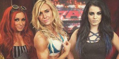 La alianza está formada por Becky Lynch, Charlotte y Paige Foto:Vía instagram.com/realpaigewwe
