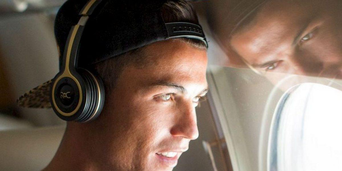 VIDEO: Esta es la nueva marca de audífonos de Cristiano Ronaldo