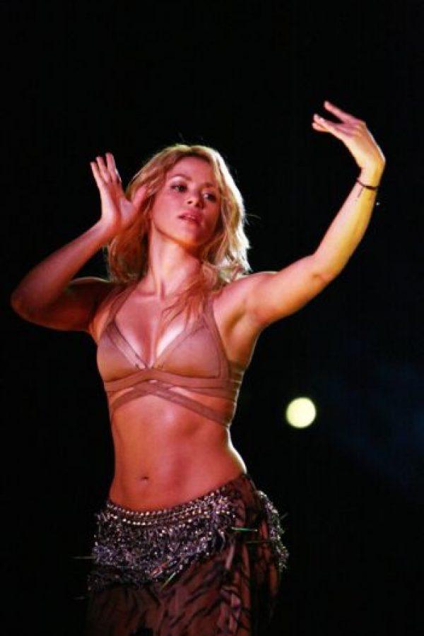 Todas querían un caderín y bailar como una diva egipcia de la danza oriental. Foto:vía Getty Images