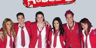 """Y por """"RBD"""" cada adolescente de hace 10 años quería verse como Anahí y Dulce María. Foto:vía EMI"""